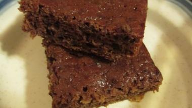 Easy Healthy Brownies