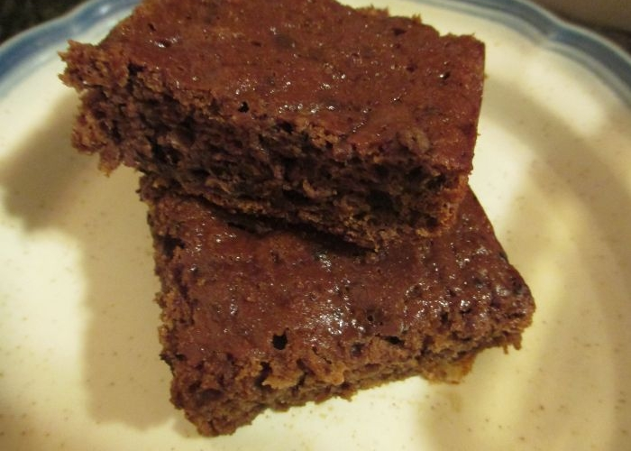 Easy Healthy Brownies