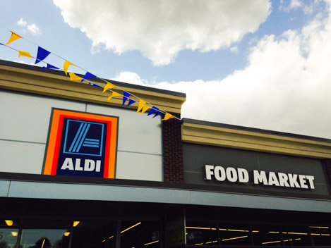 ALDI  is finally in Richmond, VA – Gift Certificate Winner!