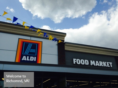 Shopping on a budget at ALDI's