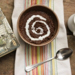 Chocolate Teff Porridge