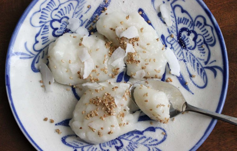 Sweet Rice Dumplings