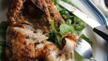 Roast Chicken with Lemongrass