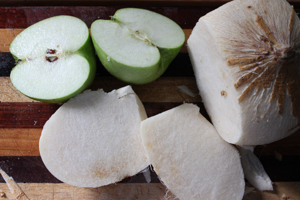 Apple Jicama Salad