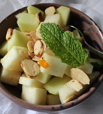 Apple Jicama Salad