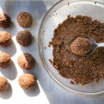 No Bake Chocolate Coconut Chia Bites