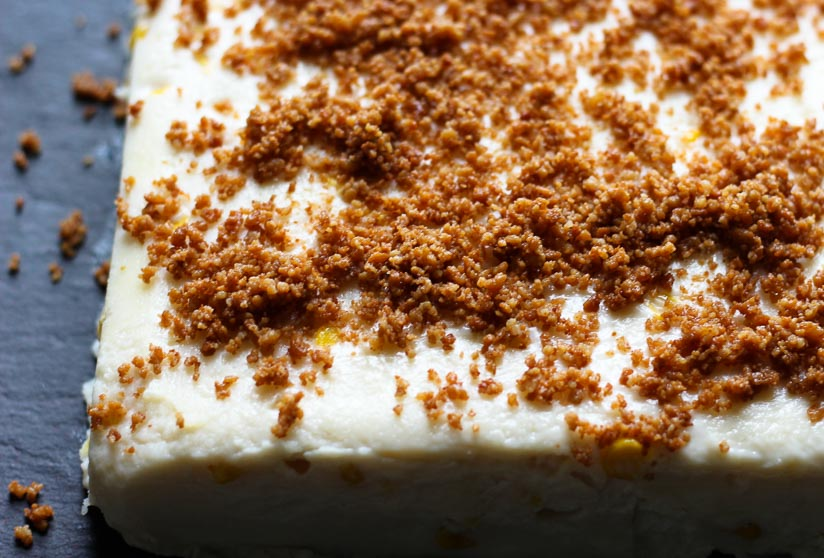 Maja Blanca Easy No Bake Coconut Milk Pudding