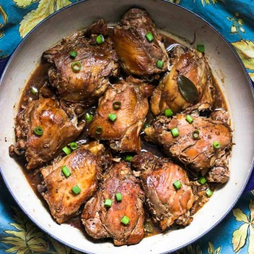 Easy Chicken Adobo Recipe
