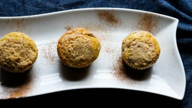 Trading Wheelchairs for Apple Cinnamon Muffins