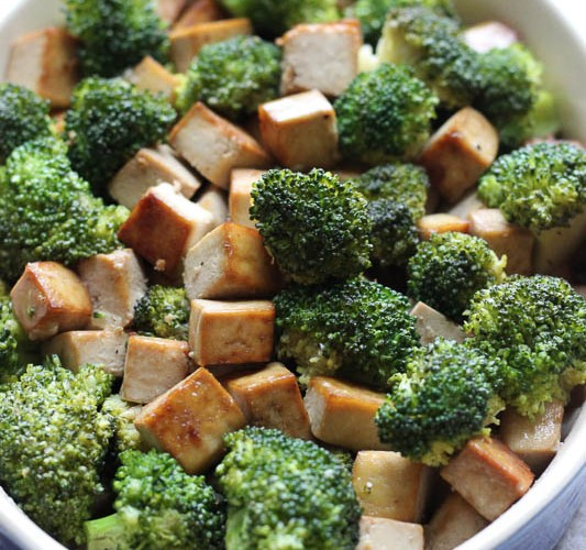 Broccoli Tofu Stir Fry – easy recipe