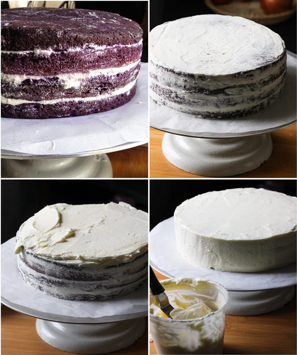 Easy Ube Cake - Purple Yam Cake