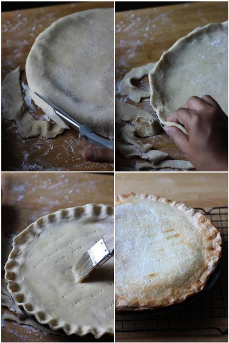 Butter Pie Crust Double Pie Crust Recipe