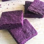 Ube Brownies a simple and easy purple yam recipe